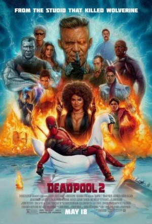 死侍2:我爱我家 Deadpool 2