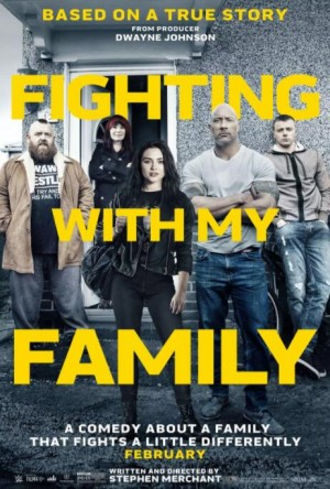 为家而战 Fighting with My Family