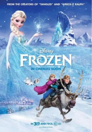 冰雪奇缘 Frozen  1080P
