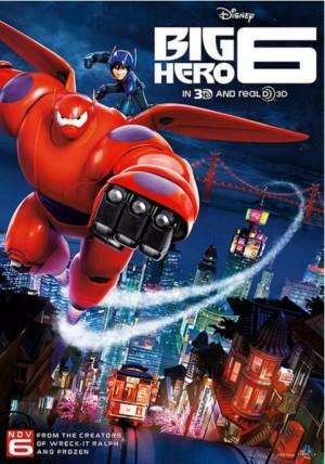 超能陆战队 Big Hero 6 1080P