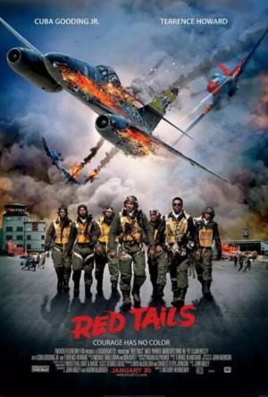 红色机尾 Red Tails (2012)