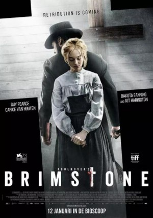 悍女 Brimstone (2016)