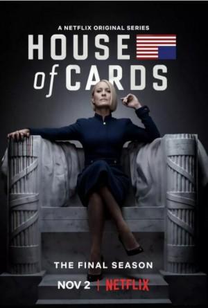 纸牌屋 第六季 House of Cards