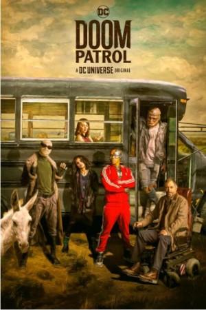 末日巡逻队 Doom Patrol (2019)