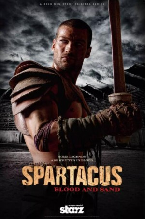 斯巴达克斯:血与沙 第一季  (2010)