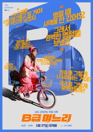 B级媳妇 B급 며느리 (2017)
