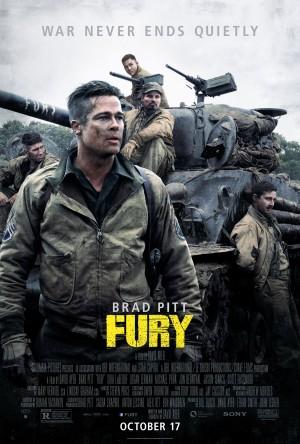 狂怒 Fury (2014)