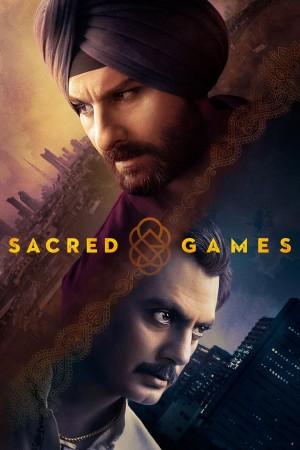 神圣游戏 第一季 Sacred Games (2018)