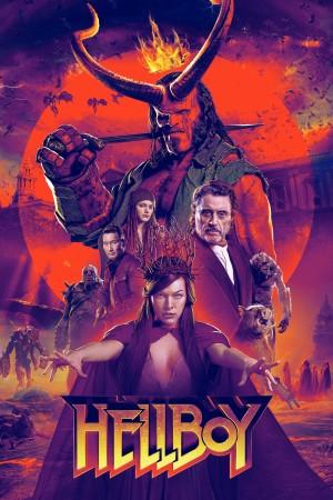 地狱男爵:血皇后崛起 Hellboy (2019) 1080P