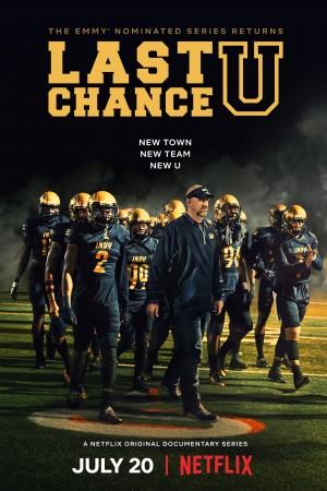 最后机会大学 第一季 Last Chance U (2016)