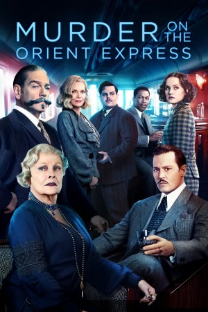 东方快车谋杀案 Murder on the Orient Express (2017) 1080P