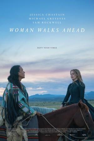 女先行者 Woman Walks Ahead (2017) HBO中文字幕