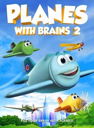 飞机童子军 Planes with Brains (2018) 1080P