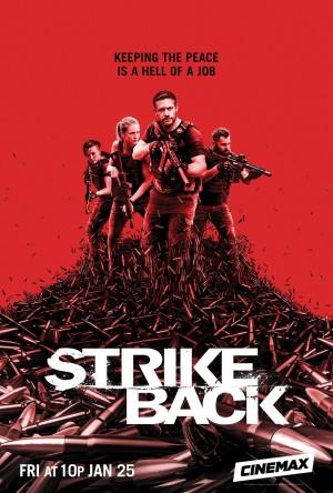 【英剧】反击 第七季 Strike Back  (2019)