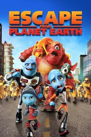 逃离地球 Escape from Planet Earth (2013) 1080P
