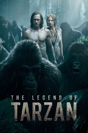 泰山归来:险战丛林 The Legend of Tarzan (2016) 1080P