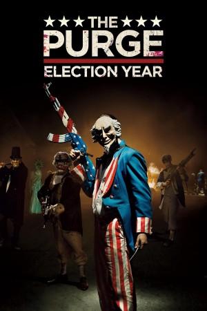 人类清除计划3 The Purge: Election Year (2016) 1080P