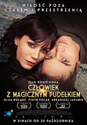 带着魔术盒的男人 Człowiek z magicznym pudełkiem (2017)