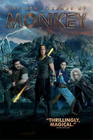 【澳剧】新猴王传奇 The New Legends of Monkey (2018) 中文字幕
