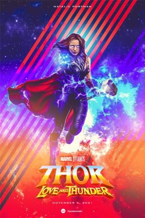 雷神4 Thor: Love and Thunder (2021)