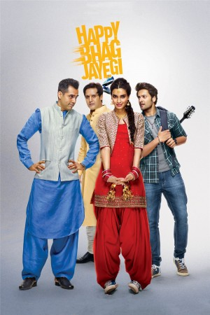 落跑新娘 Happy Bhag Jayegi (2016) 1080P