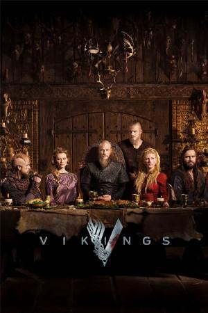 【加剧】维京传奇 第四季 Vikings (2016)