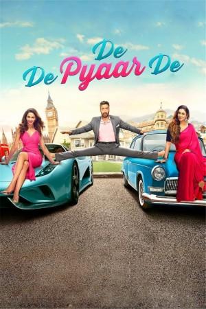 给我你的爱 De De Pyaar De (2019) 720P