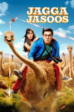 Jagga间谍 Jagga Jasoos (2017) 1080P
