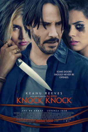 敲敲门 Knock Knock (2015) 1080P