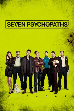 七个神经病 Seven Psychopaths (2012) 1080P