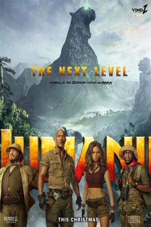 勇敢者游戏2:再战巅峰 Jumanji: The Next Level (2019)