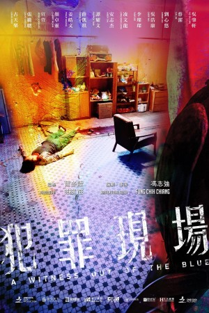 犯罪现场  A Witness out of the Blue (2019)