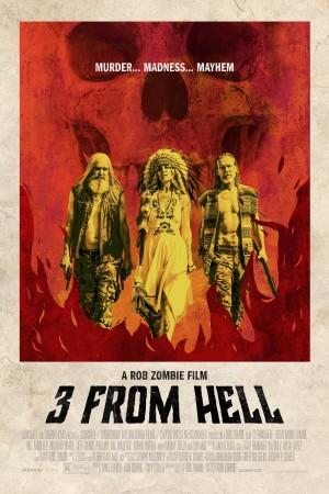 千尸屋3 3 from Hell (2019) 1080P