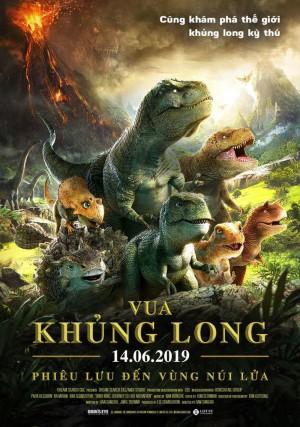 恐龙王火山记 Dino King 3D: Journey to Fire Mountain (2019)
