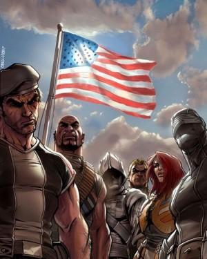 特种部队3 G.I. Joe: Ever Vigilant (2020)