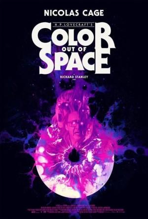 星之彩 Color Out of Space (2020)