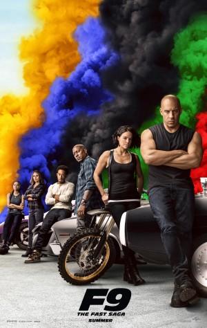 速度与激情9 F9: The Fast Saga (2020)