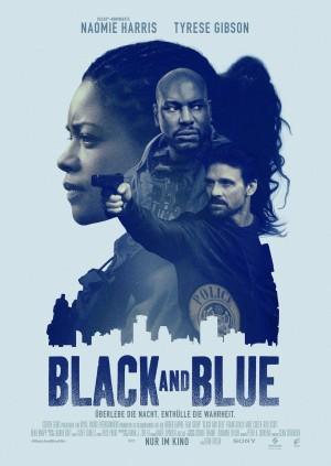 蓝与黑 Black and Blue (2019) 中文字幕