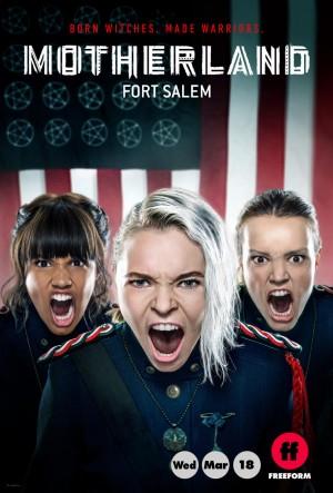 女巫前线:塞勒姆要塞 Motherland: Fort Salem (2020)