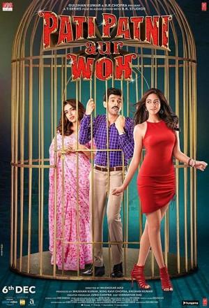 丈夫、妻子和情人 Pati Patni Aur Woh (2019)