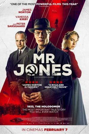 琼斯先生 Mr. Jones (2019)
