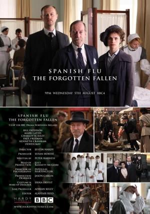西班牙流感:被遗忘的堕落 Spanish Flu: The Forgotten Fallen (2009)