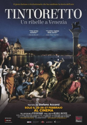Tintoretto. A Rebel in Venice (2019)