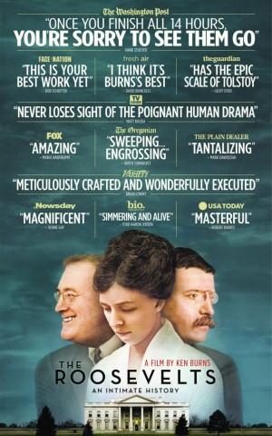 罗斯福家族百年史 The Roosevelts: An Intimate History (2014)