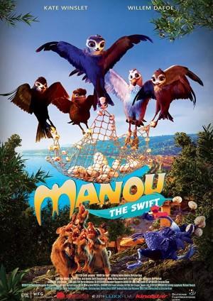 尼斯大冒险 Manou the Swift (2019)