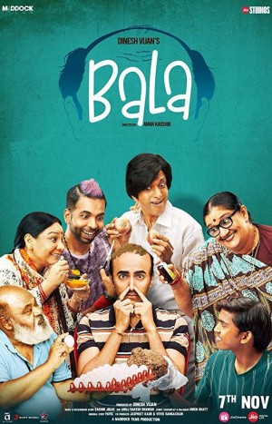 巴拉 Bala (2019)