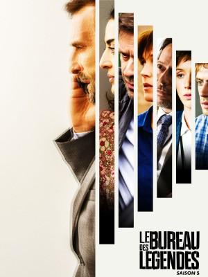 传奇办公室 第五季 Le Bureau des légendes (2020)