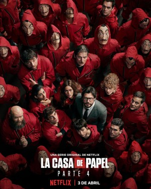 纸钞屋 第四季 La casa de papel Season 4 (2020)