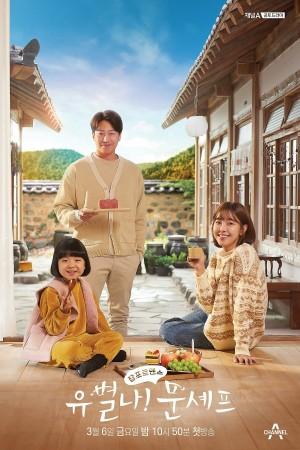 怪咖!文主厨 유별나! 문셰프 (2020)