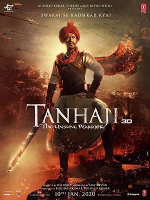 塔纳吉:无名勇士 Tanhaji: The Unsung Warrior (2020)